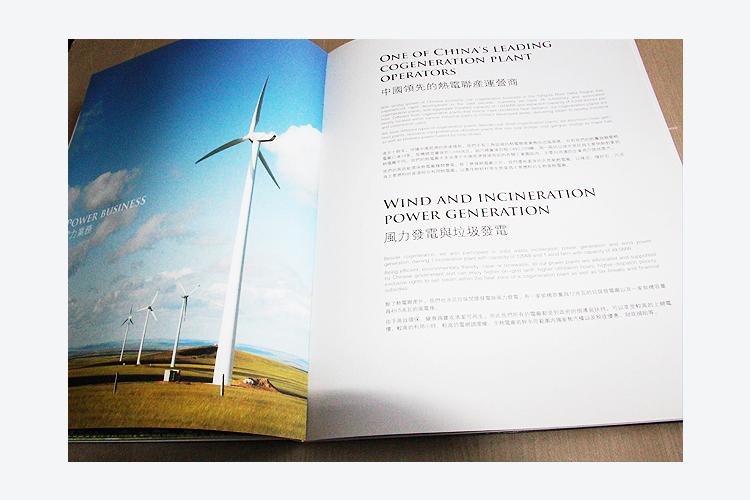 项目名称:保利协鑫集团品牌形象设计